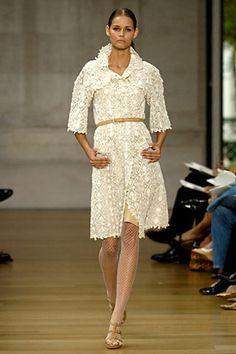 Design Chic: Fashionable Friday: Oscar de la Renta