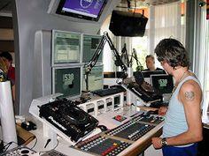 Vorige Radio538 studio