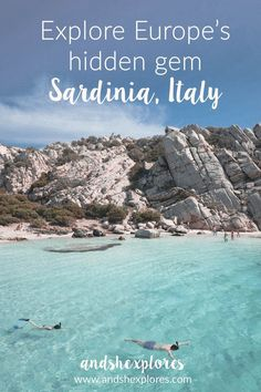 Sardinia is still Europe's hidden gem. By renting a car, secluded beaches become a daily thing, eating pasta every day like true Italians, swimming in luminous azure sparkling waters with sand whiter-than-white. I did not expect to find all of this in Eur