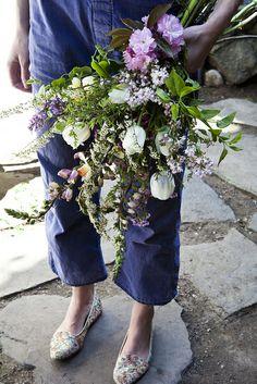 Kinfolk Magazine's Flower Pot-Luck | Amy Merrick | Flickr - Photo Sharing!