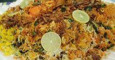 Tandoori Chicken Biryani Recipe Ingredients Chicken ½ kg Yogurt 250 gm Onion 1 (big, sliced) Tomato 2 (sliced) Green chili 4...