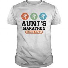 Aunts Marathon Cheer Team