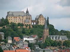 Love and miss Marburg, Germany so much!