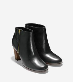 Cole Haan Davenport Ankle Boots