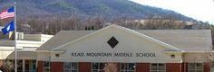 Read Mountain Middle School 182 Orchard Hill Drive Cloverdale, VA 24077 540-966-8655