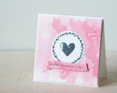 Vive, Crea, Scrapea: Tarjetas de San Valentín