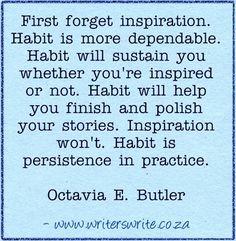 Quotable - Octavia E. Butler - Writers Write Creative Blog