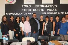 - La comisión de regidores serranos de Atención al Migrante organizaron este foro Ahuacatlán de Guadalupe, Pinal de Amoles, Qro....