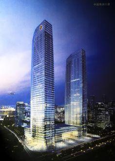 CNOOC New Tower, Shenzhen