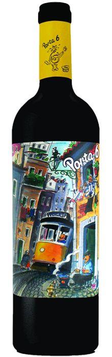 Porta 6 #portuguese #wine