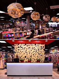 20 More Beautiful Bookstores from Around the World - Kníhkupectvo Martinus.sk, Bratislava, Slovakia