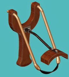 Diy Slingshot, Lance Pierre, Ideias Diy, Outdoor Toys, Survival Skills, Bows, Peep Toe, Shtf, Leather