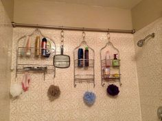 Functional Bathroom Storage and Space Saving Ideas (50)