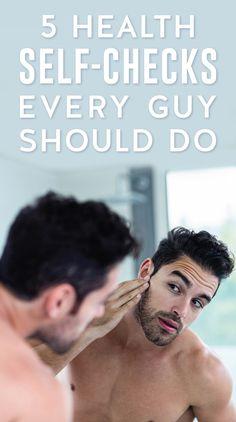 Listen to your body fellas.