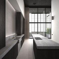 Ontwerp vincent van duysen architects uitvoering for Devaere interieur