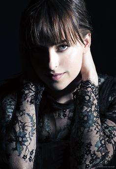 Dakota Johnson for SNL • 2015