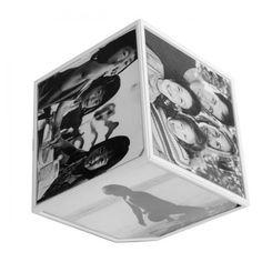 Comprar - Marco fotos Cubo movimiento 10x10 - Kamir.es - Regalos Originales - Envío Gratis