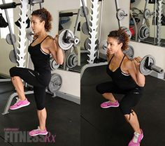 Timesaving Full Body Circuit Gina Aliotti shares 4 exercises to blast blast in 30 minutes or less!
