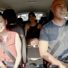 learns to merge lanes in this overtaking 101 episode with 😂 Click the link in the bio to watch 🤓⠀ ⠀ Throw A Party, House Party, Road Trip, Watch, Celebrities, Link, Clock, Celebs, Road Trips