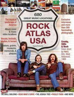 Rock Atlas USA: 650 Great Music Locations
