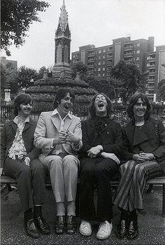Beatles in Nyc