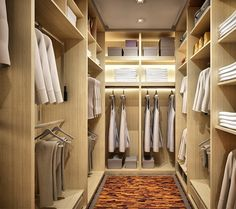 1000 images about wardrobe on pinterest walk in closet for Walk in closet designs for small spaces