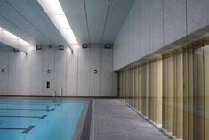 Swimming Center In Barbate,Courtesy of EDDEA