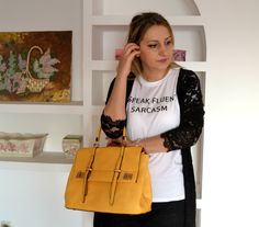 OOTD: Sarcasm is a superpower Superpower, Sarcasm, Superman, Ootd, Blog, Outfits, Suits, Clothes, Kleding