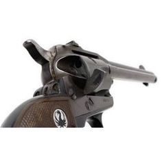 Ruger Single-Six .22 caliber single action revolver, SN: 48171 with early