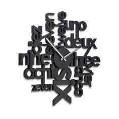 LINGUA WALL CLOCK - orologio da parete