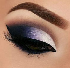 Trendy Makeup Collection Goals Beautiful - My most beautiful makeup list Dramatic Eye Makeup, Makeup Eye Looks, Beautiful Eye Makeup, Eye Makeup Tips, Cute Makeup, Makeup Goals, Makeup Inspo, Eyeshadow Makeup, Prom Makeup