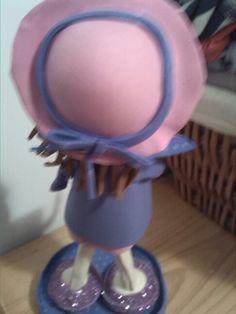 Detalle del sombrero fofucha