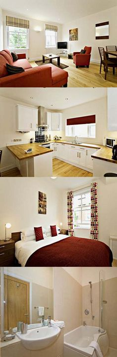 Situated across the road from the Grafton Shopping Centre, these self-catering serviced apartments in Cambridge are excellently located, just east of the city centre. Here are Paradise Street Apartments, Centre, Cambridge