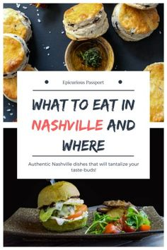 What to eat in Nashville and where