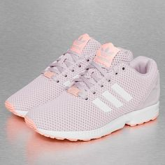 Adidas ZX Flux Woven Triple White Torsion ZX8000 Mens Trainers