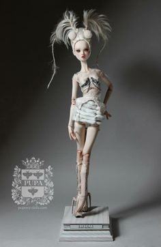 New collection PUPA (2013) Popovy Sisters