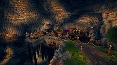 Grim Thorim - The Ancient Dwarven Ruins - Adventure Map Minecraft Project