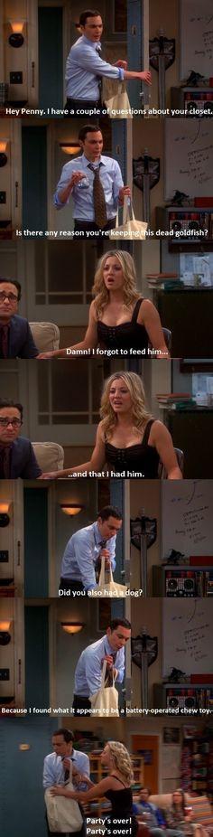 The Big Bang Theory. I fucking love this show!!!