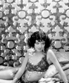 Myrna Loy in pre code The Desert Song, 1929