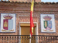 ERUSTES (TOLEDO) Ayuntamiento de Erustes.