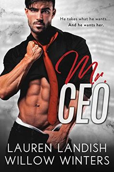 CEO by Lauren Landish and Willow Winters Book Club Books, Book 1, Books To Read, My Books, Free Kindle Books, Romance Novels, Book Authors, Bad Boys, Bestselling Author
