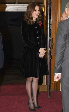 It was announced in September that the Duchess of Cambridge is pregnant with her and Prince William's third child