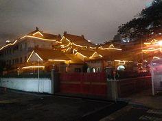 Malaisian restaurant