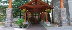 Hidden Valley Resort Muskoka - All season hotel Last Minute Vacation Deals, Gazebo, Pergola, Rustic Cottage, Vacation Packages, Cabana, Bed And Breakfast, Lodges, My House