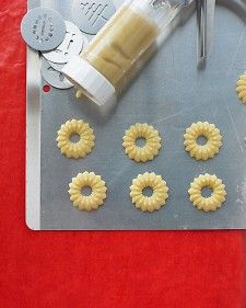 Vegetarian • 45 mins to make • Makes 100  - Basic Butter Cookie Dough - an alternate recipe to try - Enjoy!