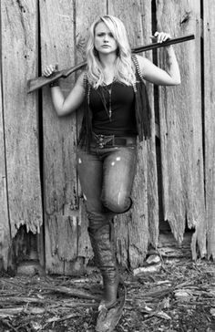 Miranda Lambert showing off her true 'rock and roll' style ~ Keep a look out for Niche's second issue, coming out on March 15th, to see our twist on wedding dresses!  CLICK THE PIC and Learn how you can EARN MONEY while still having fun on Pinterest