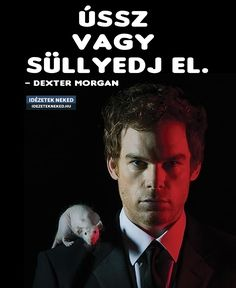 Dexter Morgan, Van, Fictional Characters, Fantasy Characters, Vans, Vans Outfit