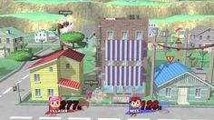 Super Smash Bros. Wii U - Villager vs Ness - Frezhor - Nintendo (Wii U) ...