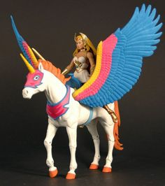 """She-Ra and """"Swifty"""" lol! Courtney was obsessed with She-ra. Nita thought she was evil . Strawberry Shortcake Doll, She Ra Princess Of Power, Monster High Dolls, Collector Dolls, Cool Cartoons, My Children, Childhood Memories, My Hero, Old School"""