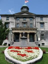 Top 10 Universities in North America - McGill is one of them - born and raised.